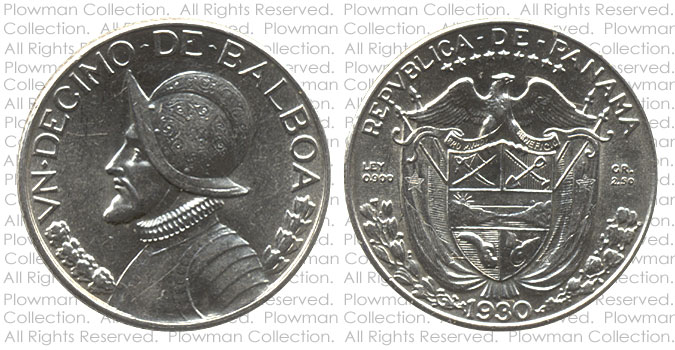 Example of a Vn Decimo of 1930-1947 Coin in AU-20