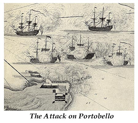Attack on Portobello